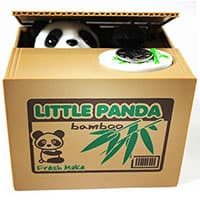 Tirelire Panda Gourmand